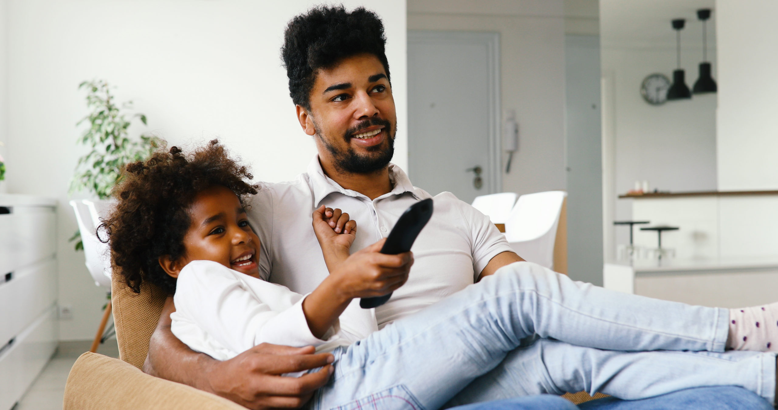 https://elements.envato.com/father-and-daughter-watching-television-65HP7G9