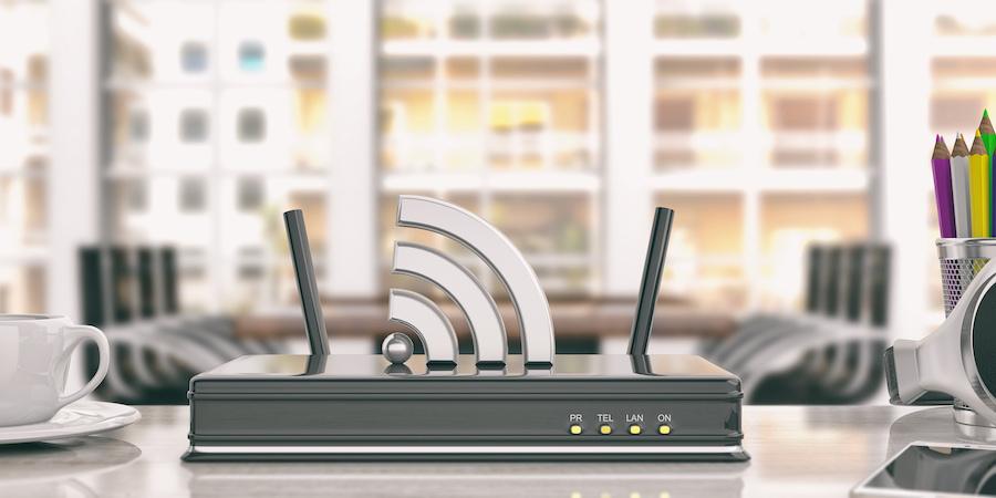 https://elements.envato.com/wifi-router-in-an-office-background-3d-PTS26M6