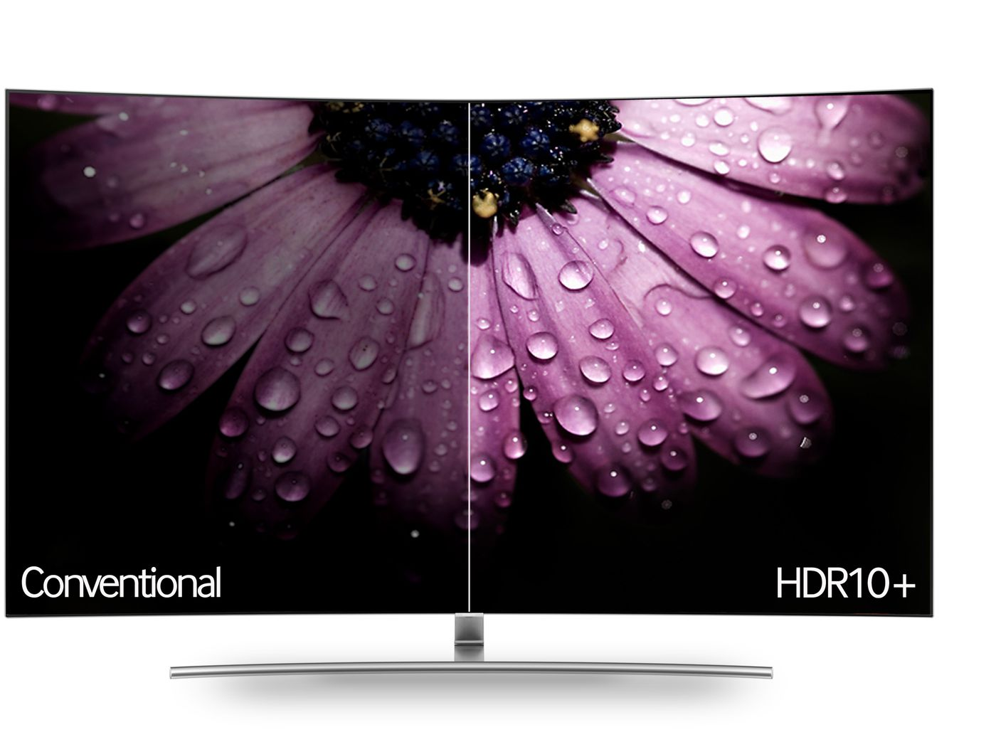 Samsung TU7100 hdr 10+ difference