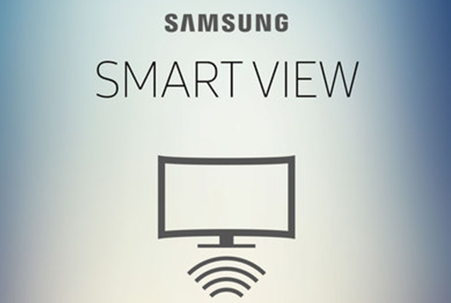 amsung Smart View Logo