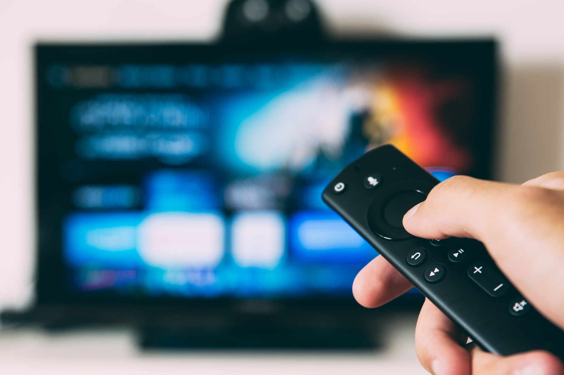 connecting smart tv