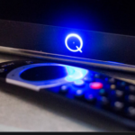 sky q box is on but no picture